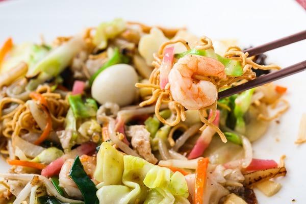 皿うどん(パリパリ麺)