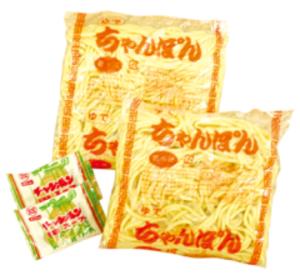 ちゃんぽん200g2食スープ付き(