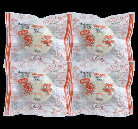 手包み包子(てづつみポーズ) 冷凍(1ケ入り×4袋)