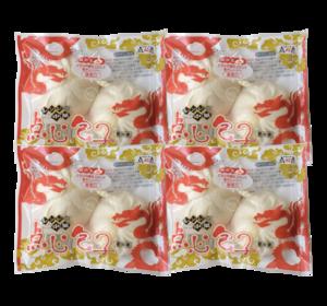点心包子 冷凍(2ケ入り×4袋)